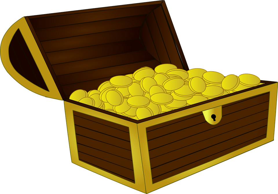 Treasure clipart word. Chest photos group free