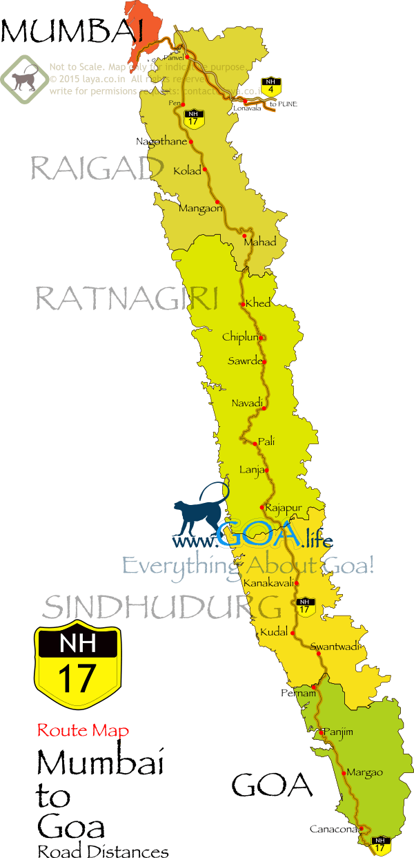 Nh route map mumbai. Highway clipart national highway