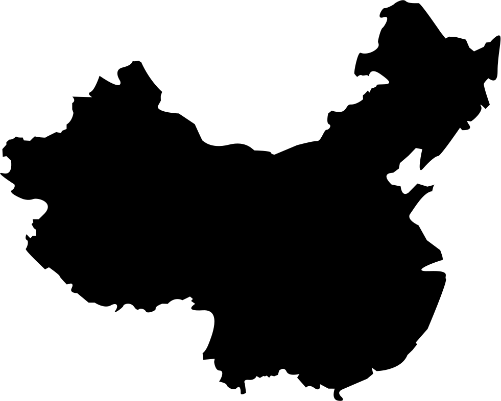 Clipart map lost map. Of china svg png