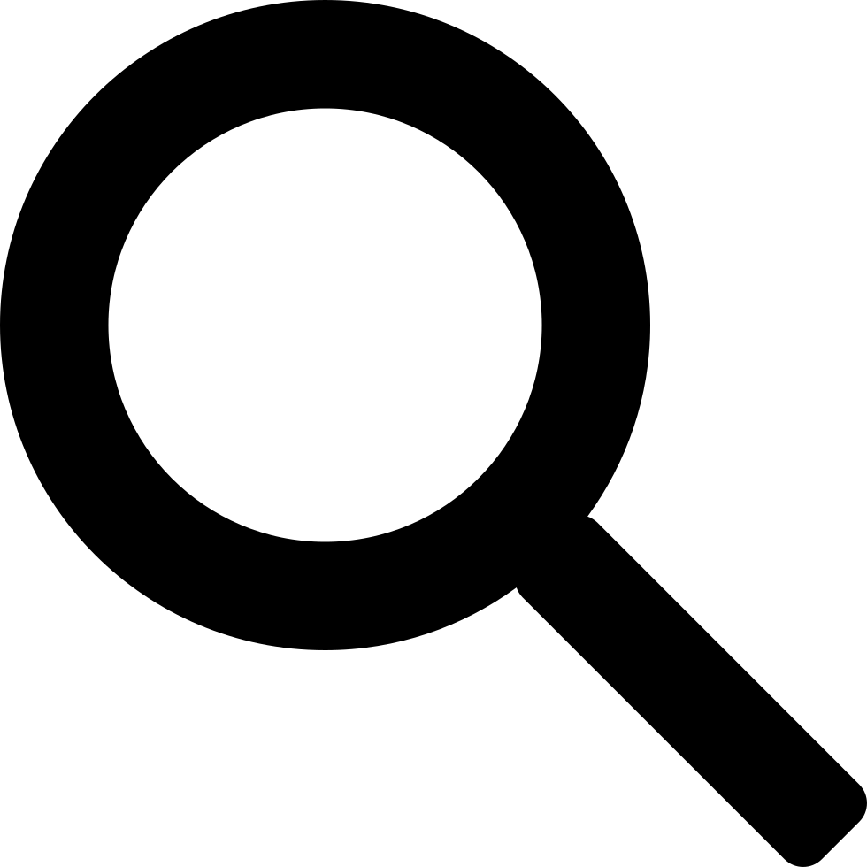 Experiment clipart magnifying glass. Search zoom magnifier svg