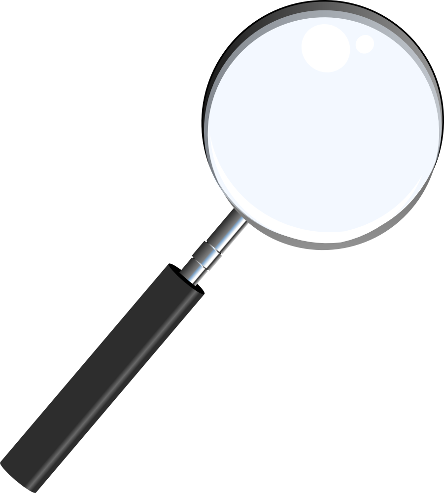 Onlinelabels clip art. Clipart reading magnifying glass