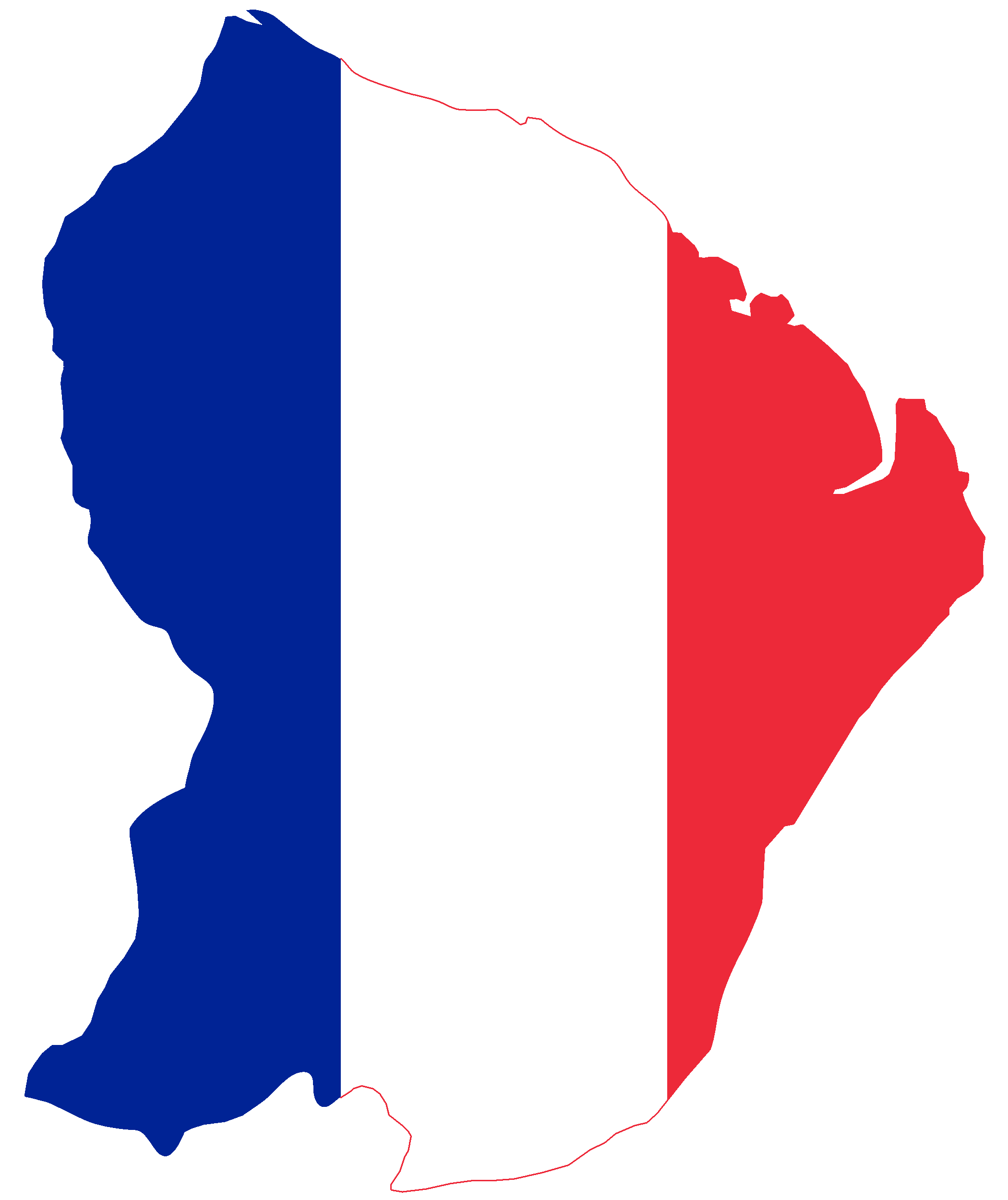 File flag map of. France clipart village french