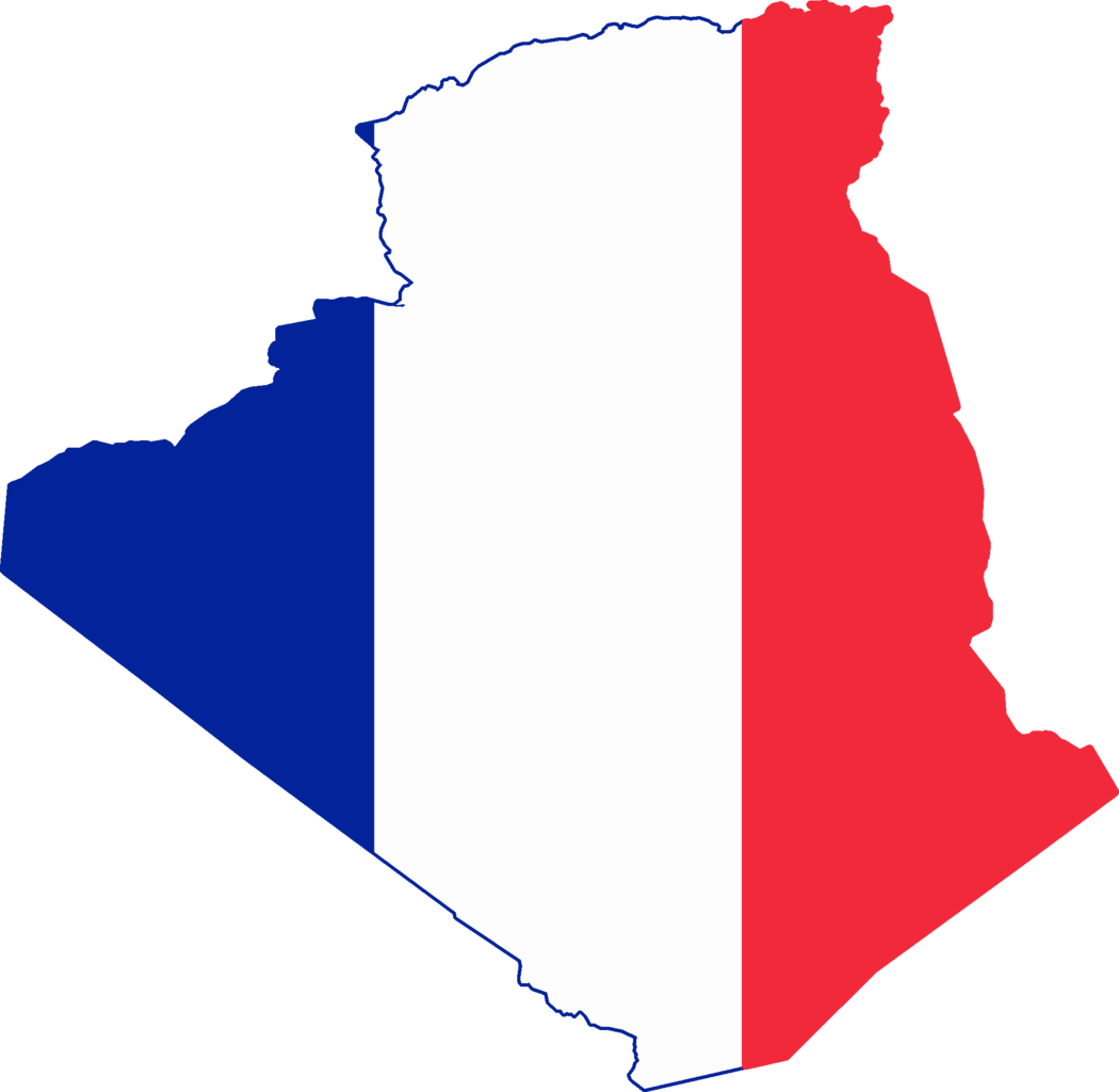 France clipart flag. File french algeria map