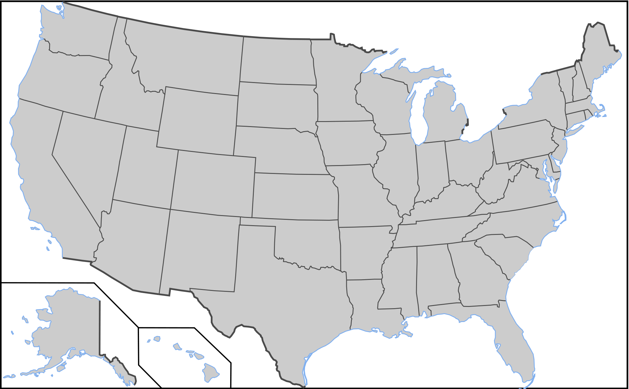 Clipart map map road us. Blank gray google maps