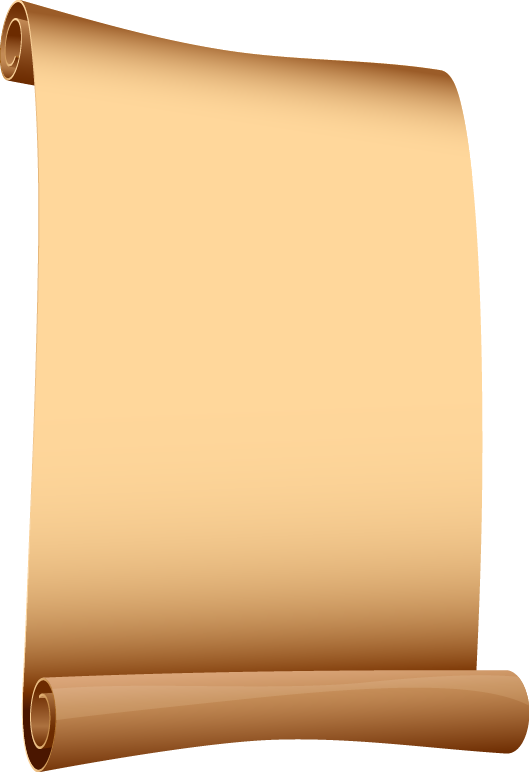 Scroll clipart long scroll. Pink old paper png