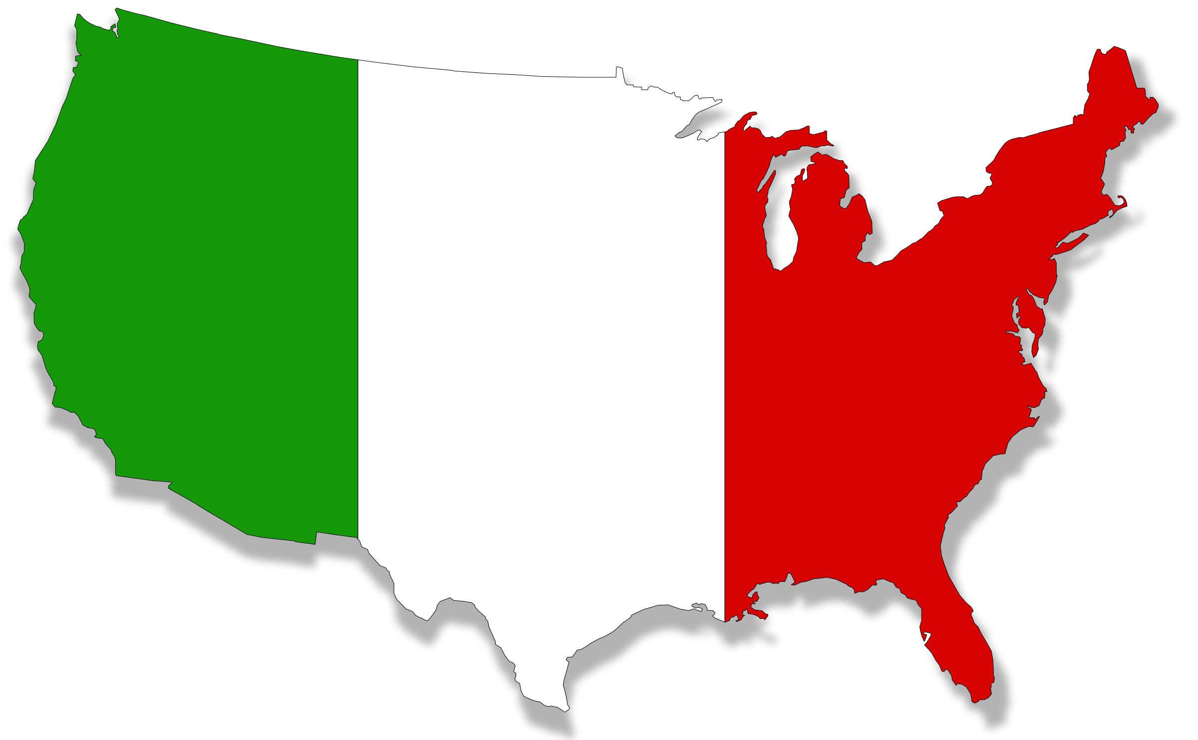Clipart map map united states. Silhouette clip art italy