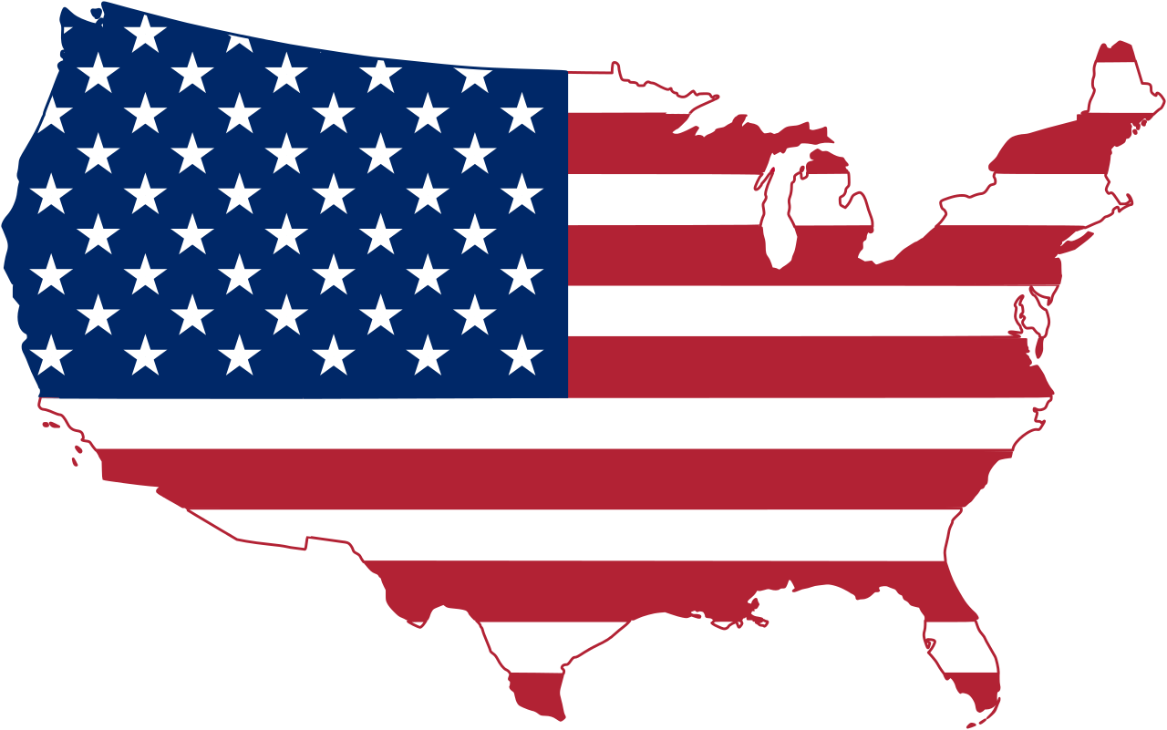 Clipart map map united states. File flag of the