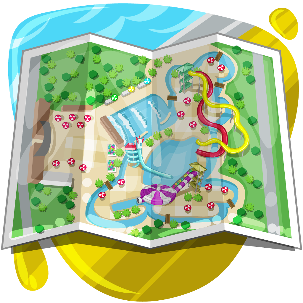 Item detail waterpark itembrowser. Clipart map nearby