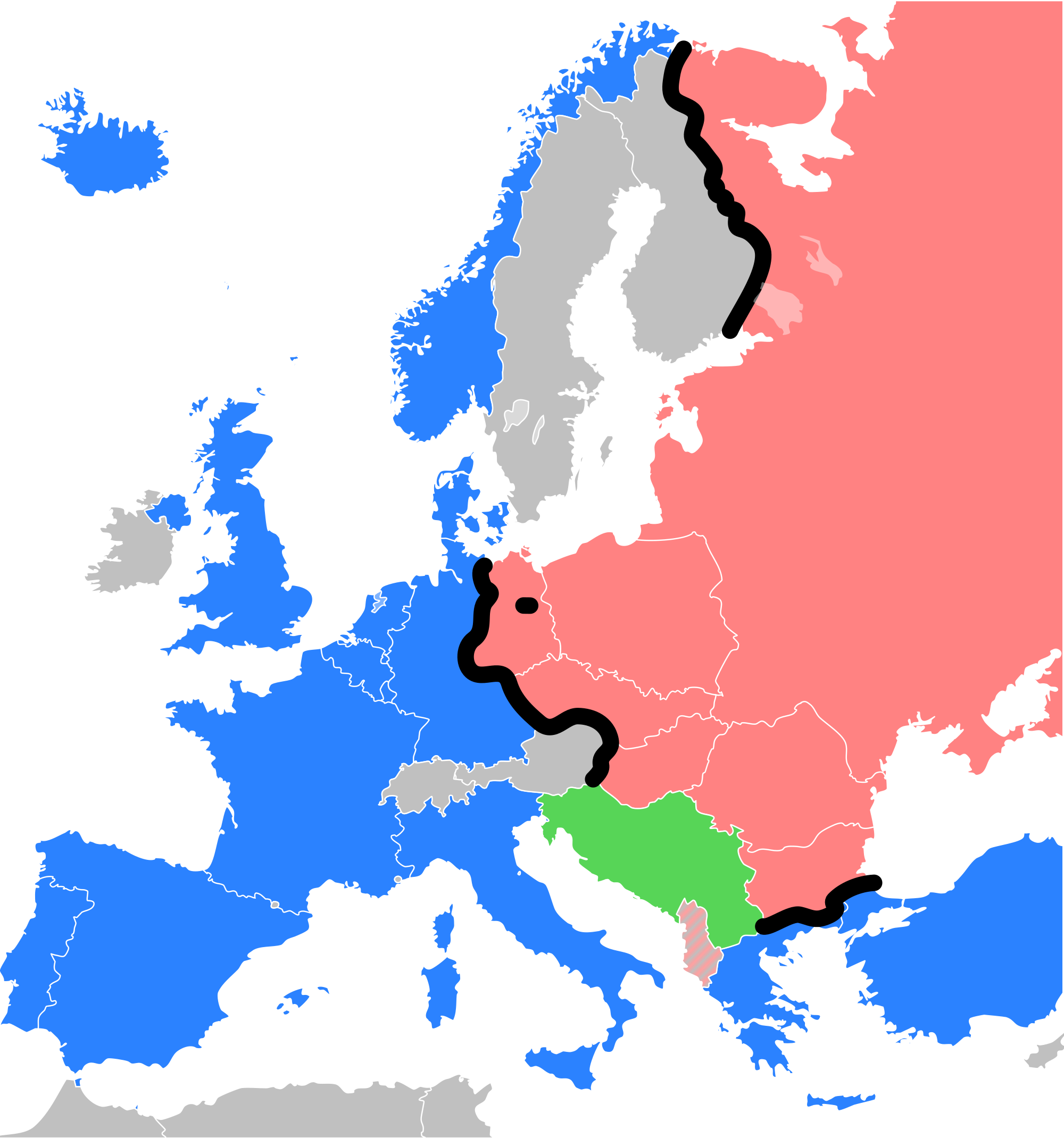 File iron curtain svg. Clipart map nearby