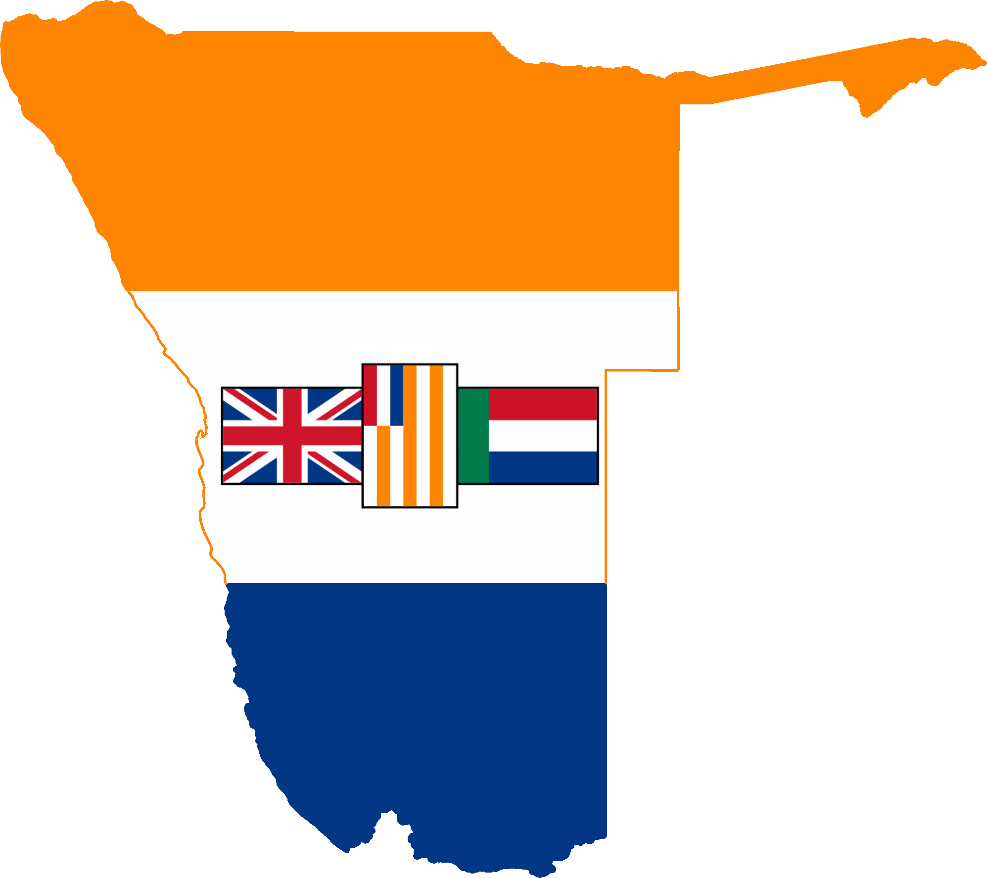 Clipart map old. File flag of south