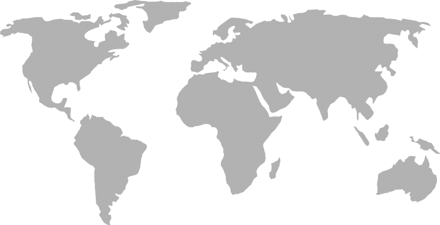 World grey illustration stock. Clipart map old