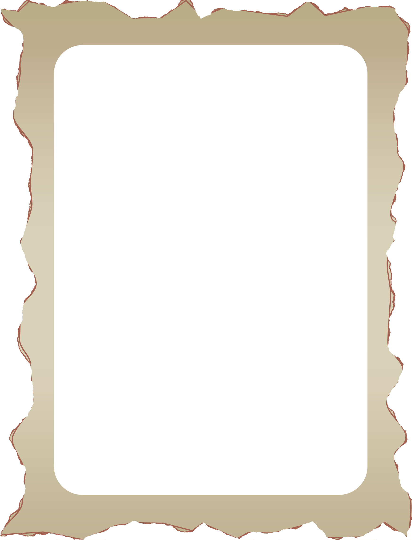 Paper border free on. Clipart map old