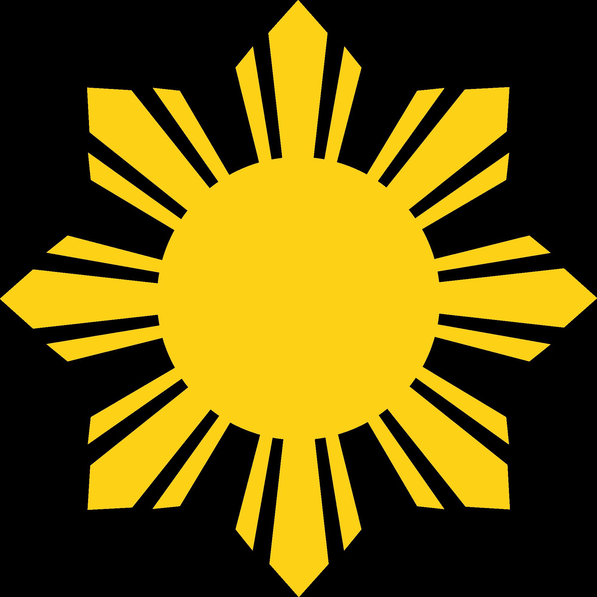 Markers clipart flag. Filipino cultural symbols my