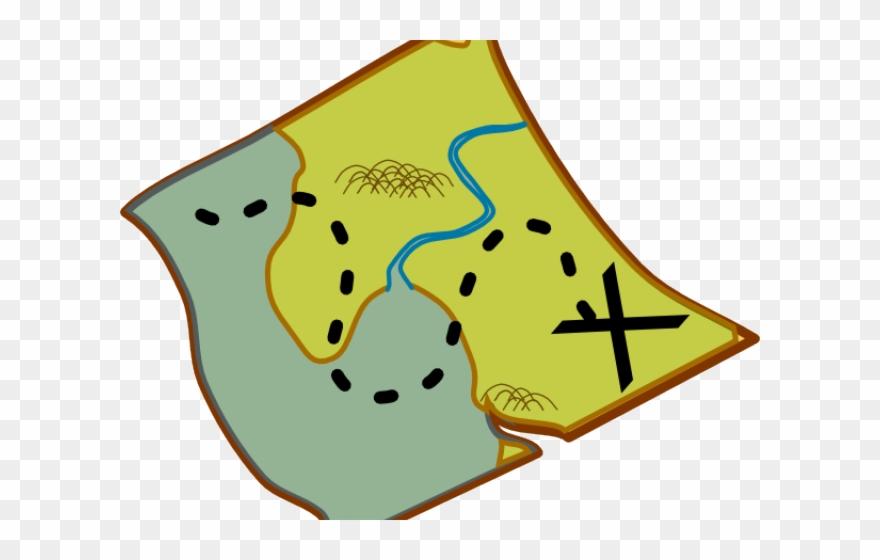 Maps pirate map clip. Compass clipart treasure hunt