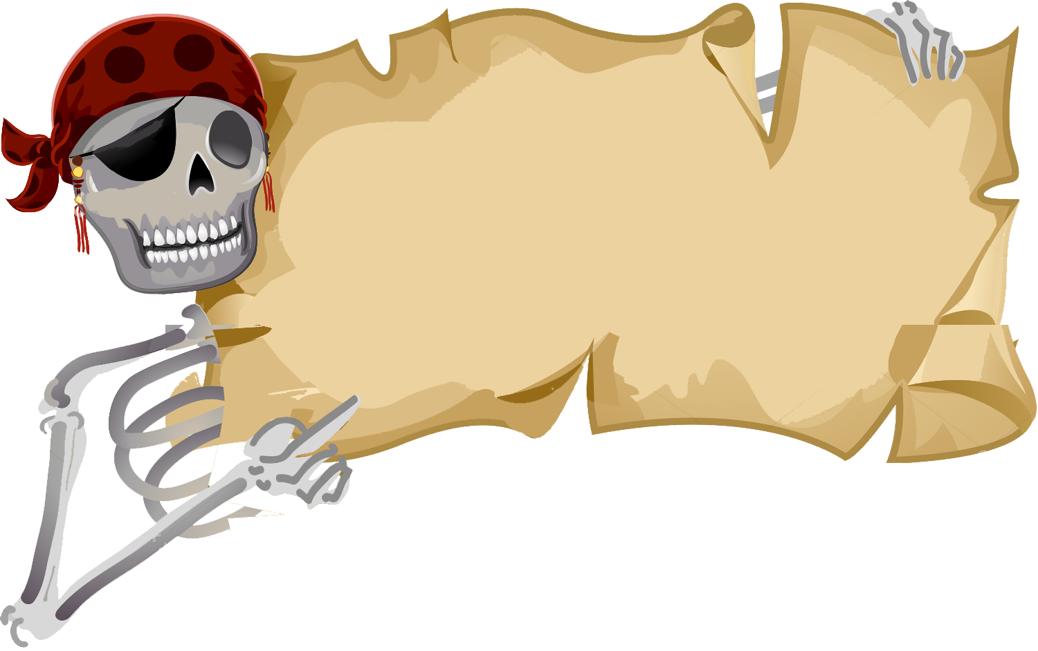 Divider clipart birthday. Party bluefoot pirates family
