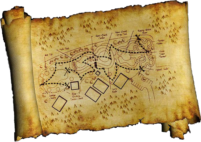 Psd official psds. Treasure clipart treasure map