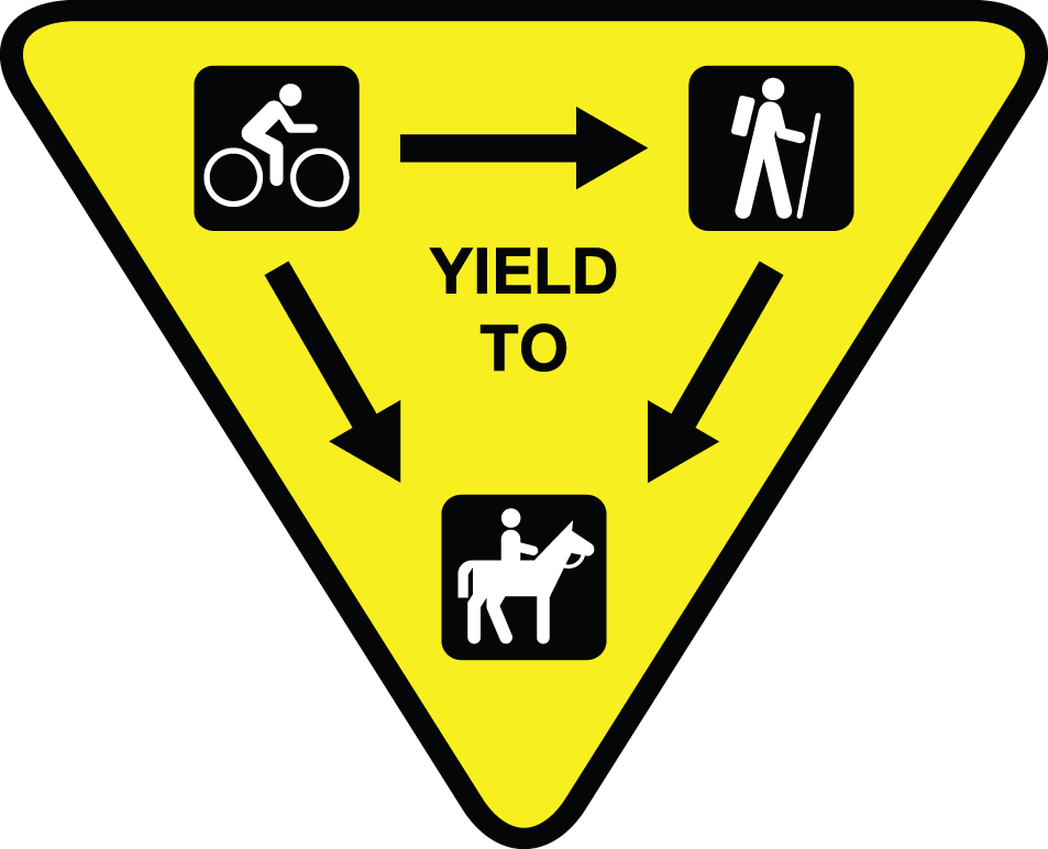 Trail clipart lane. Trailhead of the month