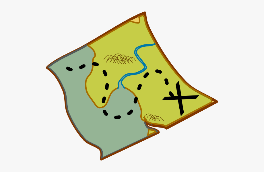 Free to use pirate. Clipart map public domain