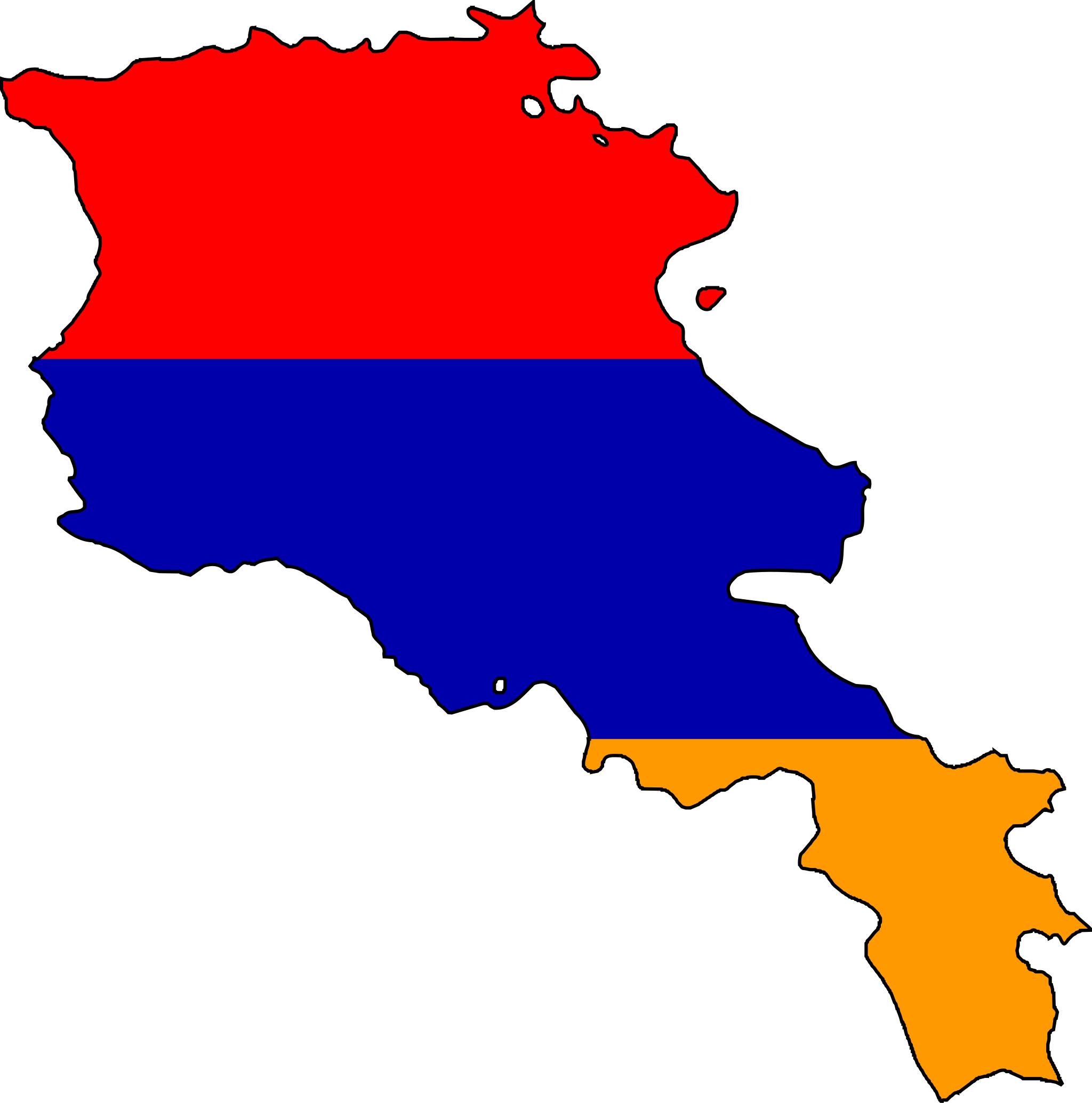 Armenia flag free images. Clipart map public domain