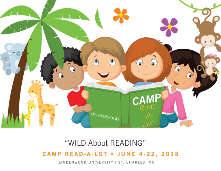 Camp read a lot. Clipart reading maps