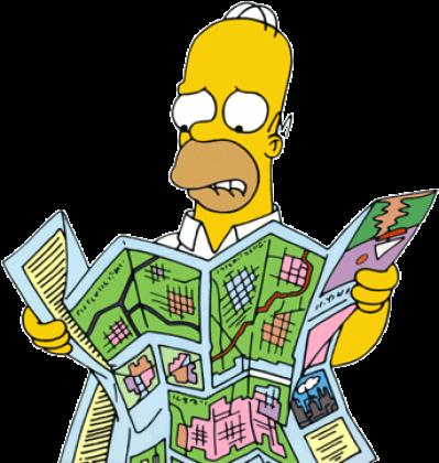 Clipart reading maps. Png dlpng com