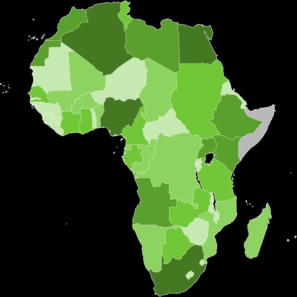 clipart map safari