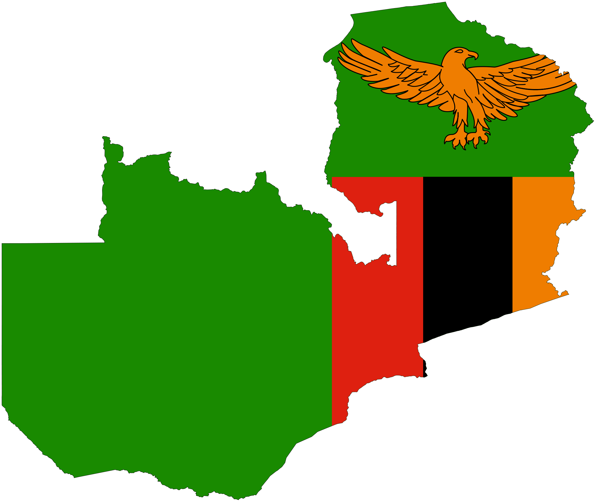 Clipart map scout map. Went to zambia things