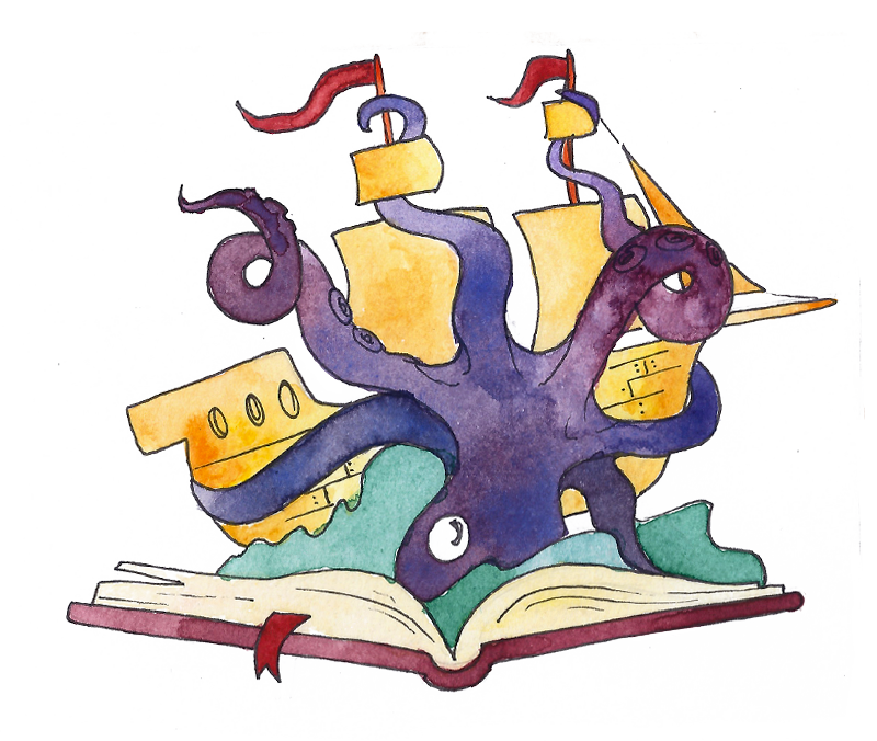 Home how we move. Clipart map sea monster