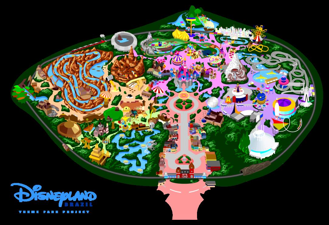 My disneyland by mrzahta. Disney clipart splash mountain