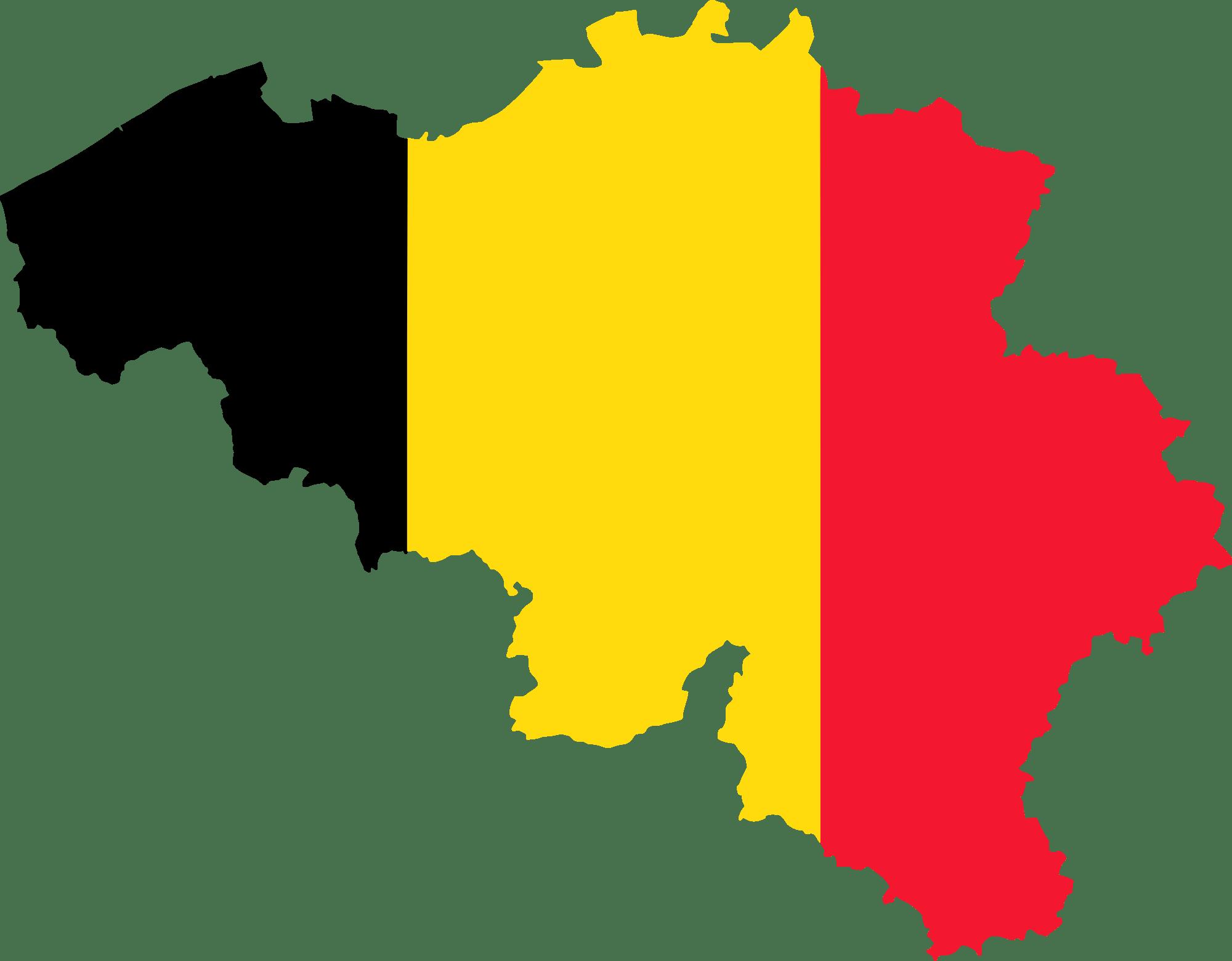 Clipart map transparent. Belgium flag png stickpng