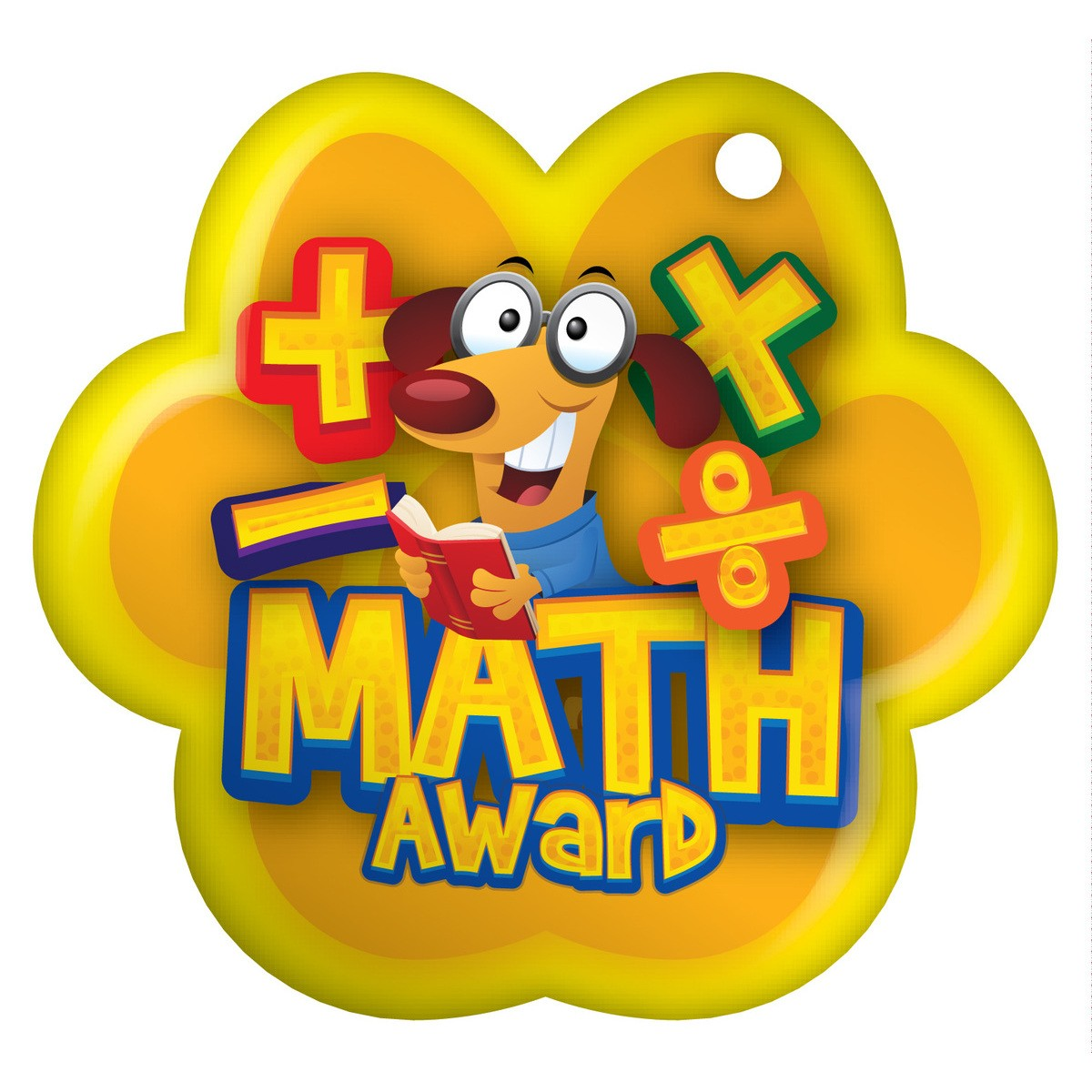 Math clipart awards. Award