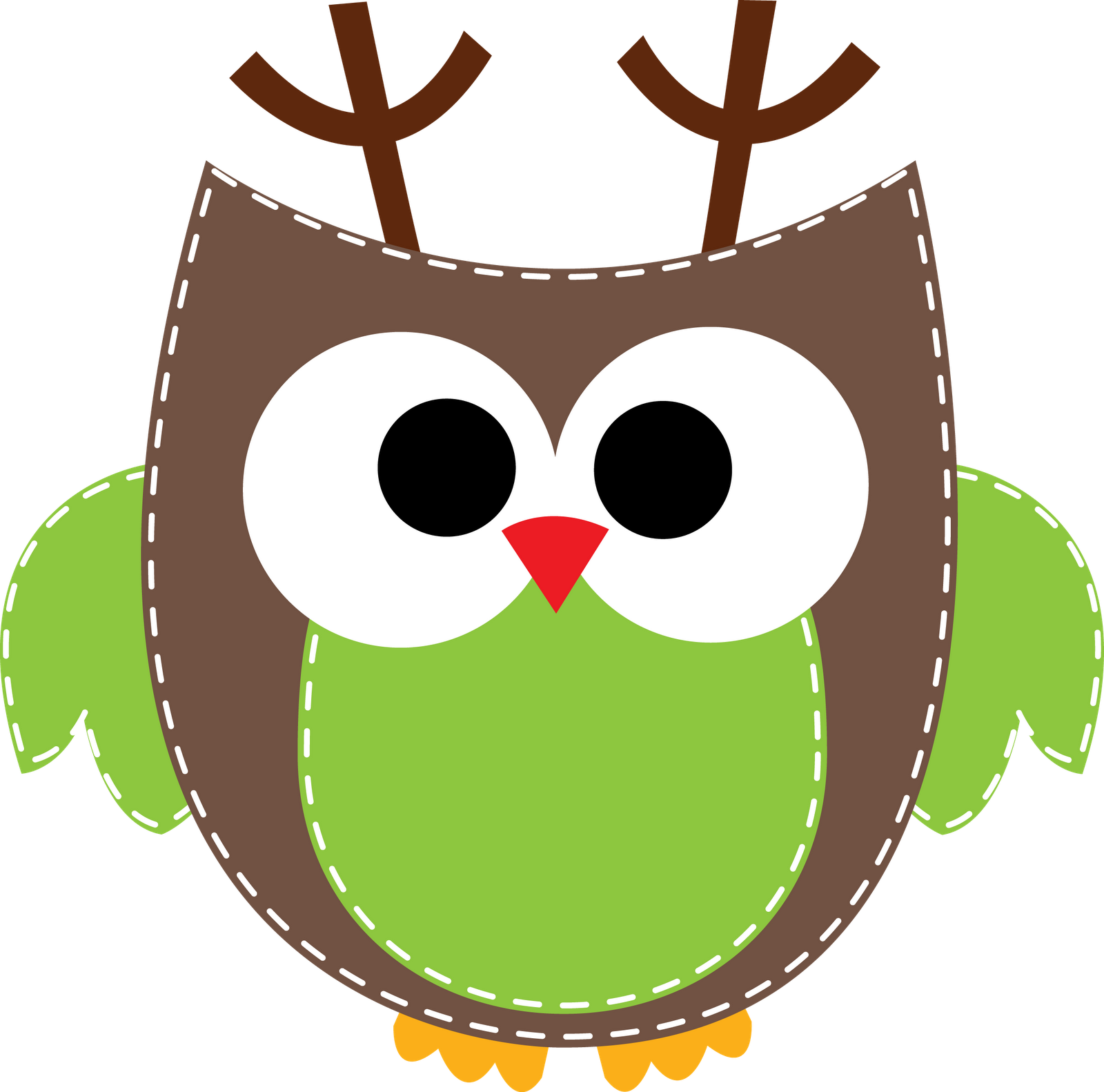 July clipart owl. Social studies teacher panda