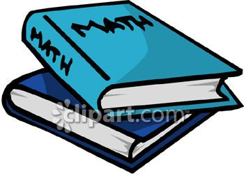 Com closeup royalty free. Textbook clipart colourful book