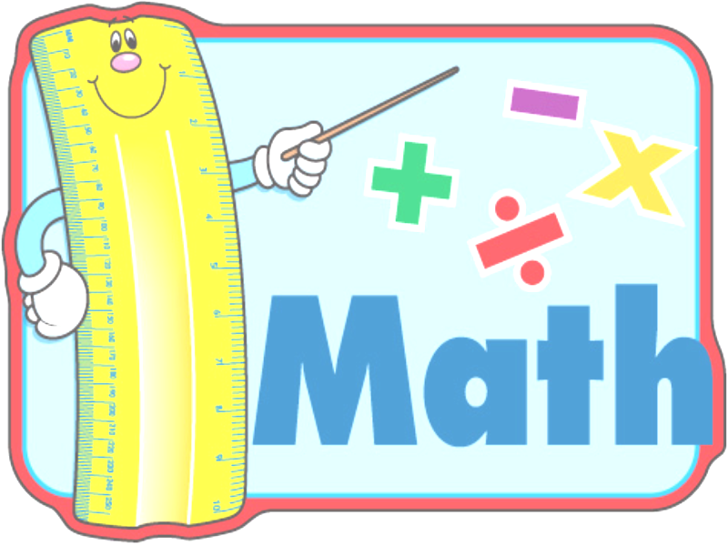 Free images for download. Math clipart reading