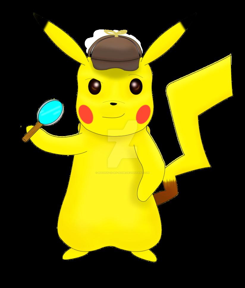 Pikachu by mathuu is. Clipart math detective