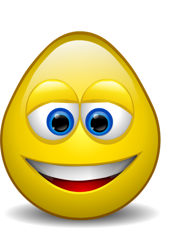 Egghead smiley say cheese. Queen clipart emoji