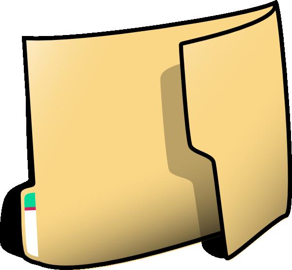 Fancy clip art at. Folder clipart folder manila