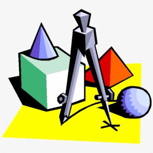 geometry clipart math lesson
