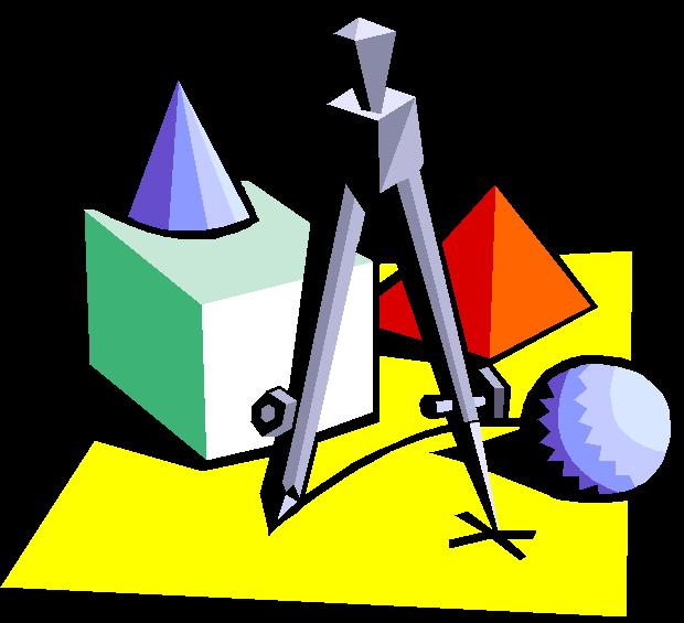 Clipart math geometry. Online activities term
