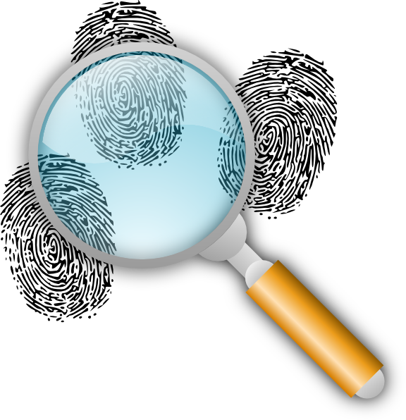 Math clipart investigation. Forensic clip art at
