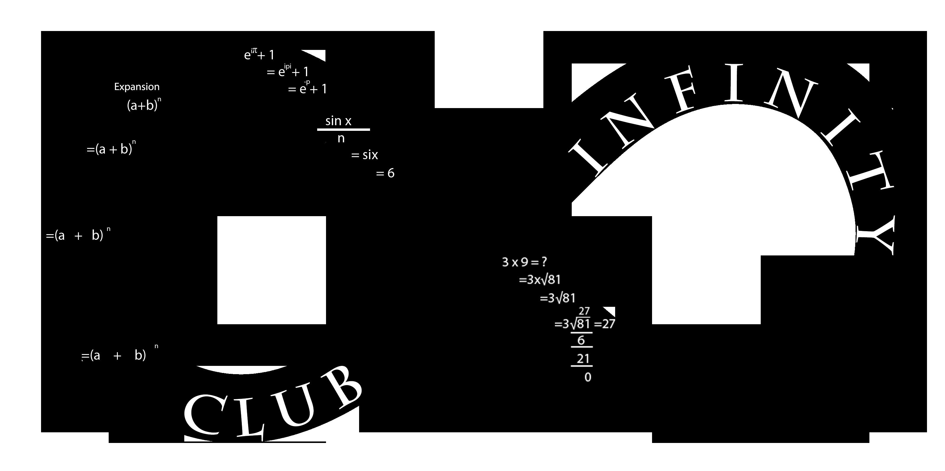 Clipart math math club. History