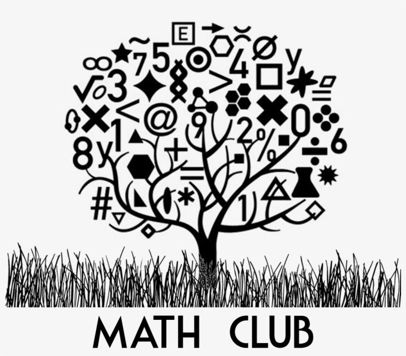 Clipart math math club. Activity drawing for teacher