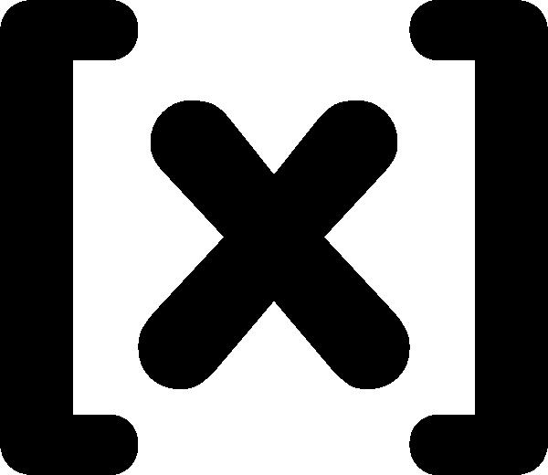 Black clip art at. Math clipart math equation