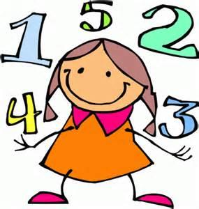 Clip art library . Math clipart mental math