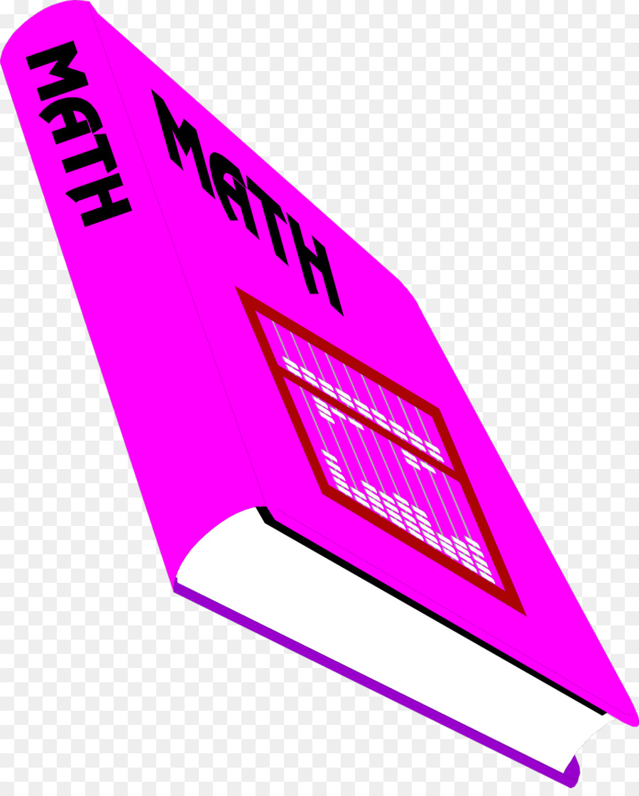 Book logo transparent clip. Textbook clipart math textbook