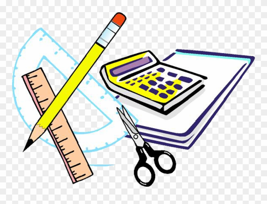 Math supplies png download. Engineering clipart line art