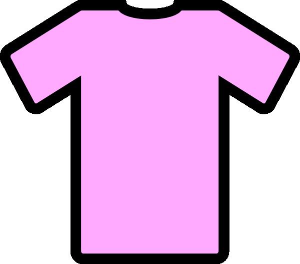 Shirts clipart pink. Tee shirt clip art