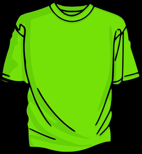 Clipart shirt yellow bag. Light green t clip