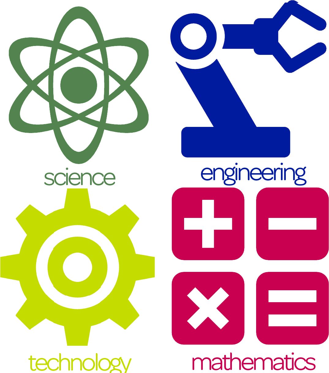 Technology clipart symbol.  collection of science