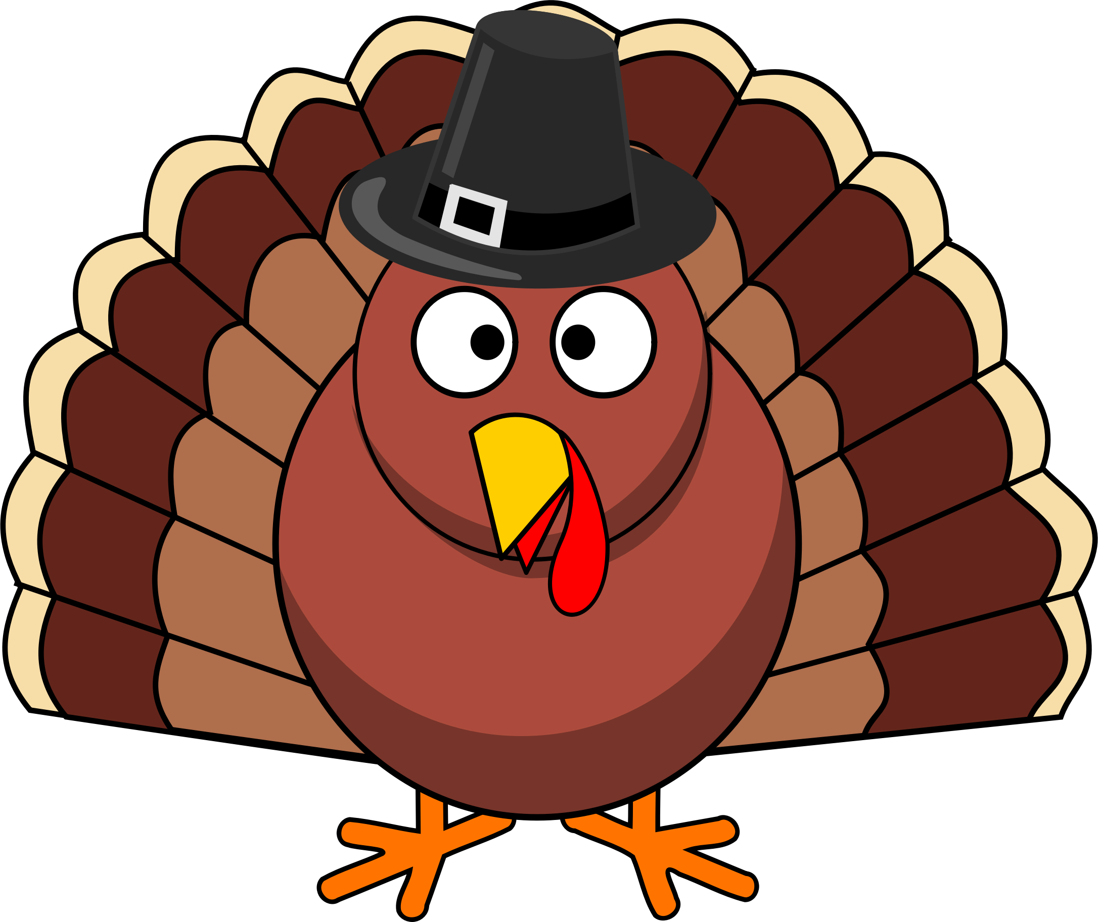 Images turkey image group. Clipart thanksgiving cupcake